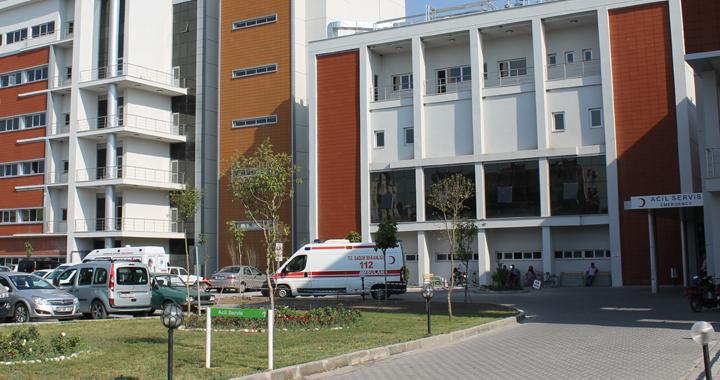 Akhisar Ticaret Borsasından Devlet Hastanesine anlamlı destek