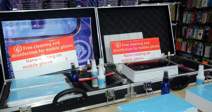 Türkiye'de bir ilk olan Sıvı Nano Kaplama Akhisar'da