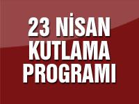 Akhisar'da 23 Nisan kutlama programı açıklandı