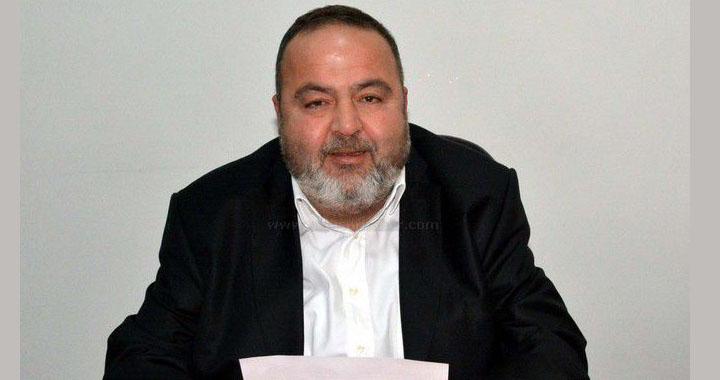 Füzün, Diyanet İşleri Başkanı Ali Erbaş'ı destekliyorum