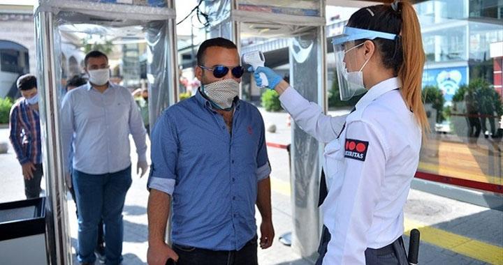 İl Umumi Hıfzıssıhha Kurulunun AVM kararı