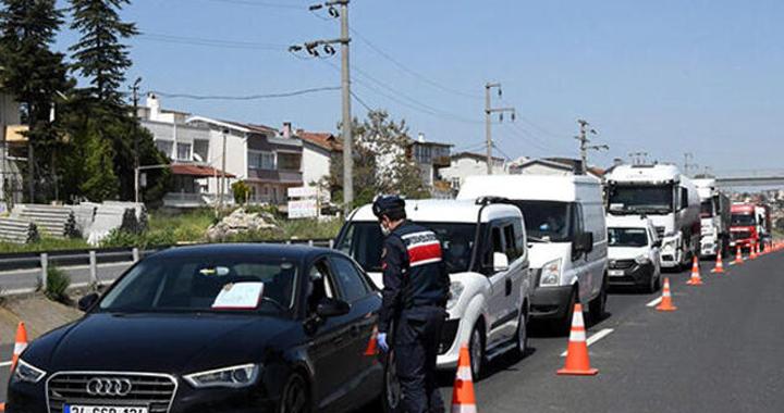 Manisa'da giriş-çıkış yasağı 15 gün uzatıldı