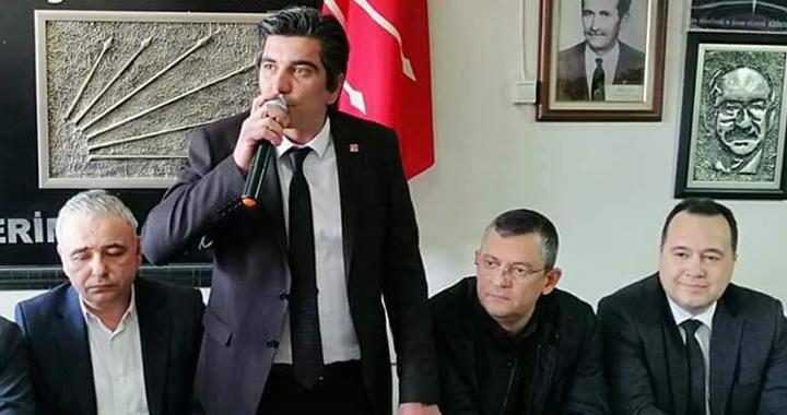 CHP ilçe başkanlığı sessizliğini bozdu