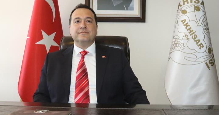 Başkan Besim Dutlulu: Akhisar'daki vaka sayısı düştü