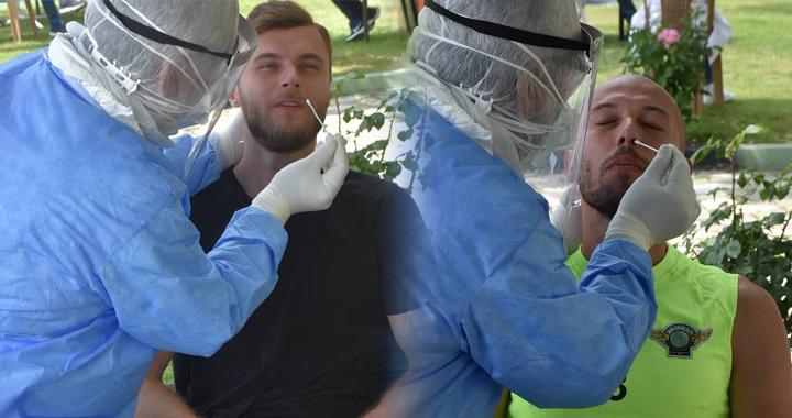 Akhisarspor'da ikinci koronavirüs testi