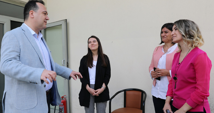Akhisar Kadın ve Aile Danışma Merkezi hizmete başladı