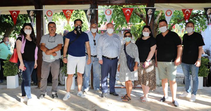 Aybek Turizm Muğla'da yeni rotalar keşfetti
