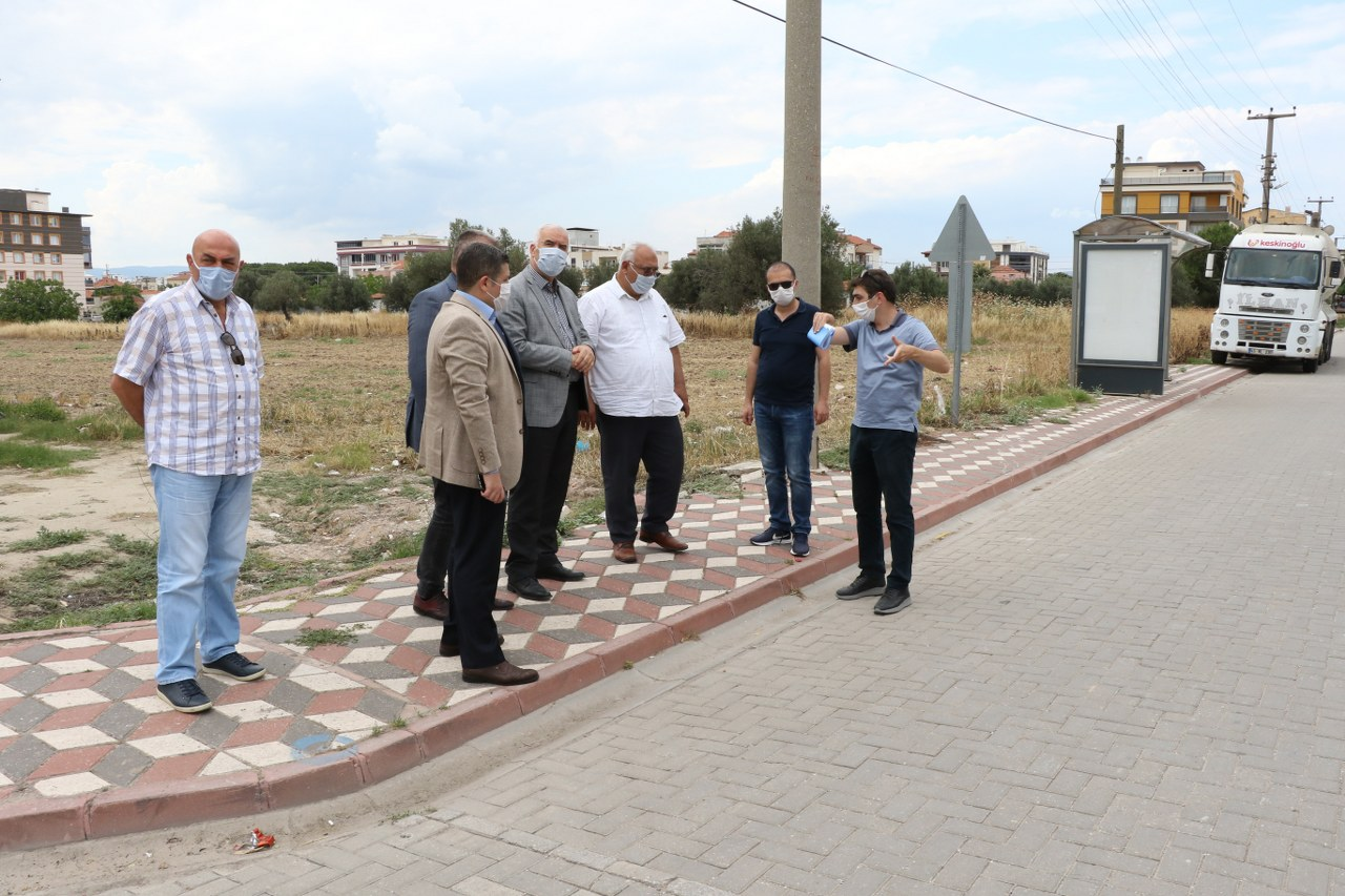 Akhisar'da ring yolu tamamlanacak