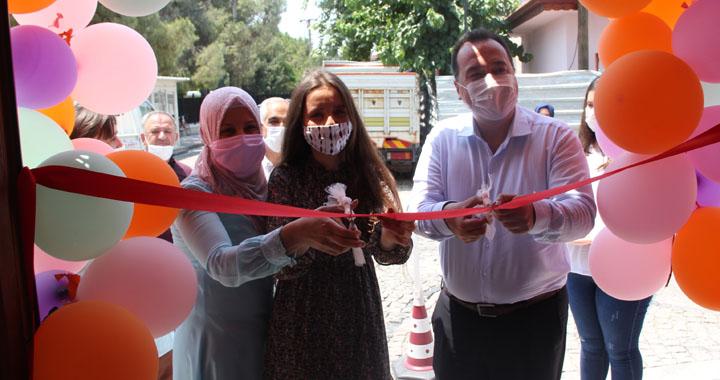 Aybi güzellik merkezi  Akhisarlıların hizmetine açıldı
