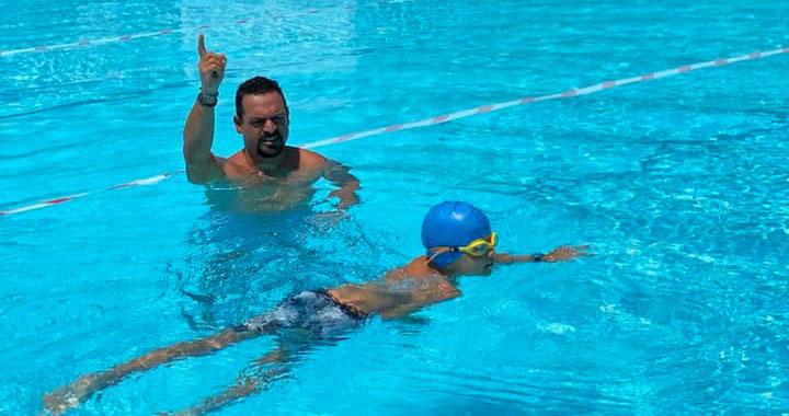 Ege Yüzme Akademisinde ilk tur tamamlandı