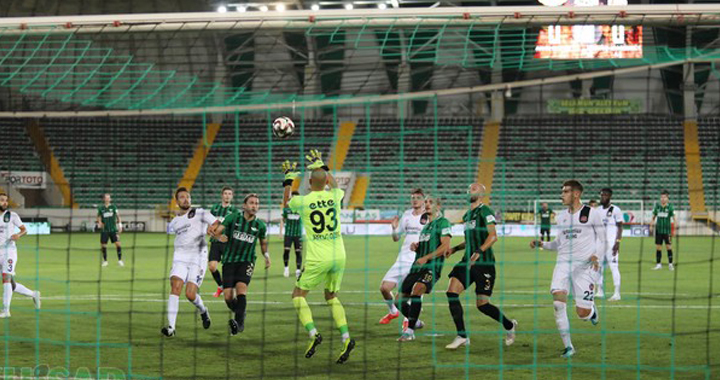 Akhisarspor, Süper Lig hayaline kavuşamadı