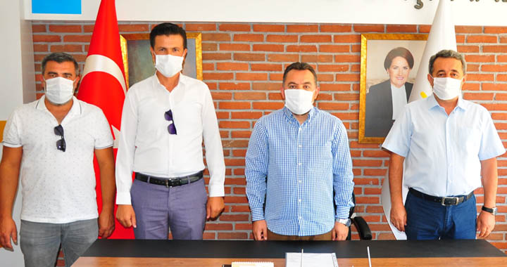 Akhisar Belediyesi'ne 4. başkan yardımcısı atandı