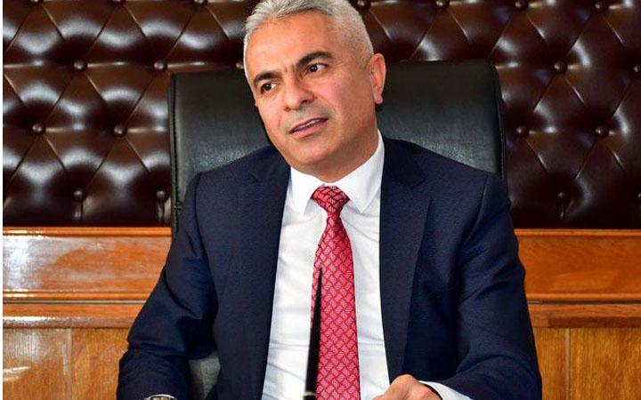 Vergi Dairesi Müdürü Yürekli, Manisa'ya Atandı