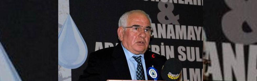 """TÜSKOOP-BİR Genel Başkanı Halis Uysal """"kuraklık eylem planı için Manisa pilot bölge olmalı"""""""