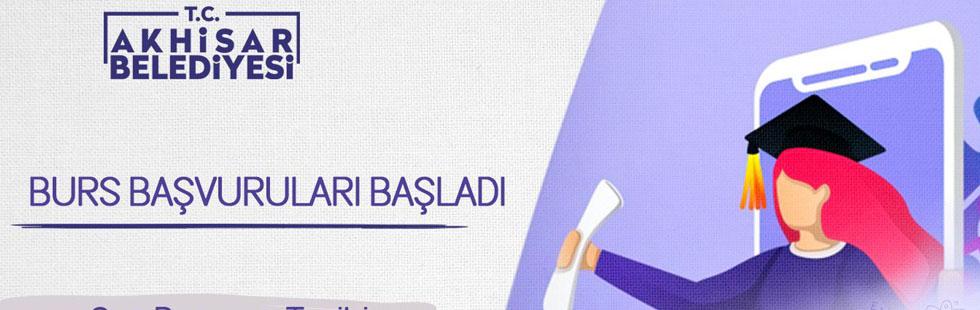 Akhisar Belediyesi öğrenci burs başvuruları başladı