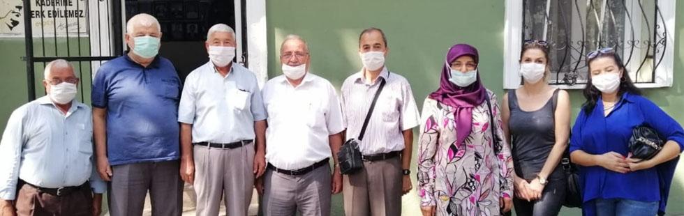 İYİ Parti Gaziler gününü kutladı