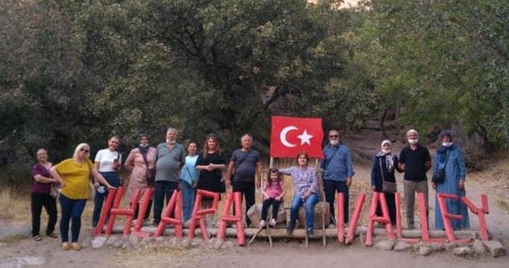Özdemirler'den Kapadokya turu