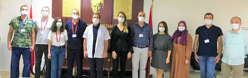 Kirazoğlu Devlet Hastanesine taze kan!