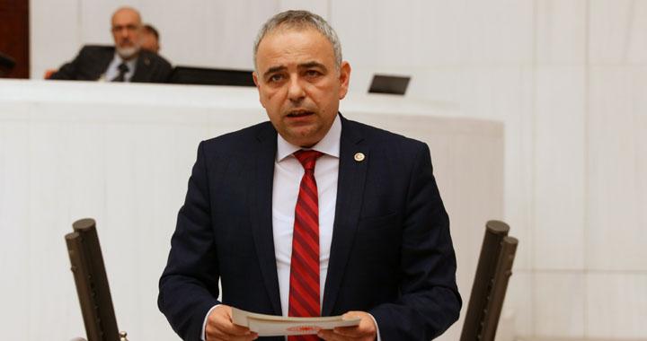 Bakırlıoğlu mecliste tütünü konuştu