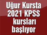 Özel Akhisar Uğur Kursta 2021 KPSS kursları başlıyor