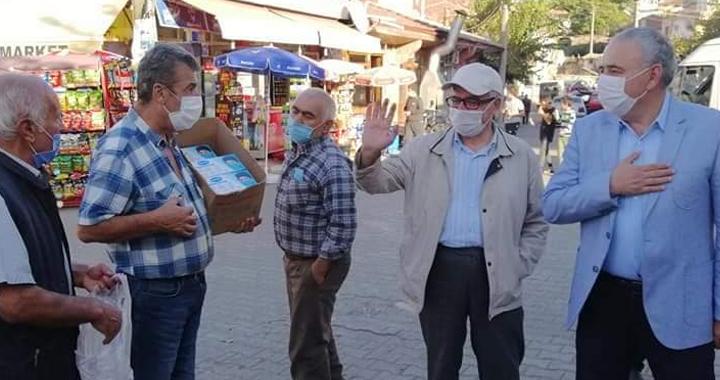 CHP'li Bakırlıoğlu'ndan Kula'ya ziyaret