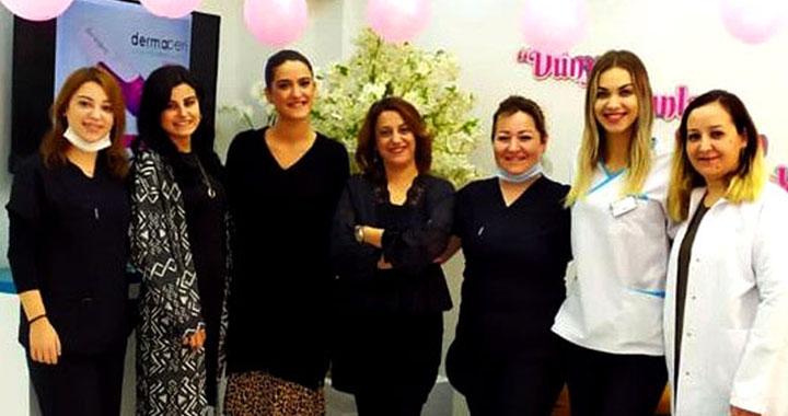 Mialife Güzellik Merkezi Pembe Kasım kampanyası