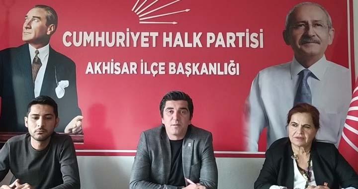 CHP İlçe Başkanlığı, Kılıçdaoğlu'na yönelik saldırı ve tehditleri kınadı