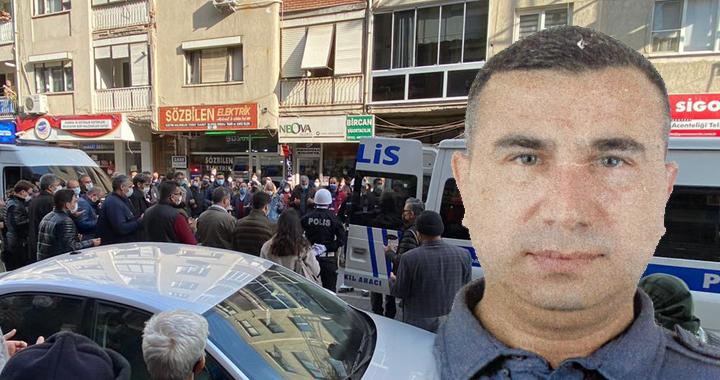 Polis memuru Mehmet Çeken son yolculuğuna uğurlandı