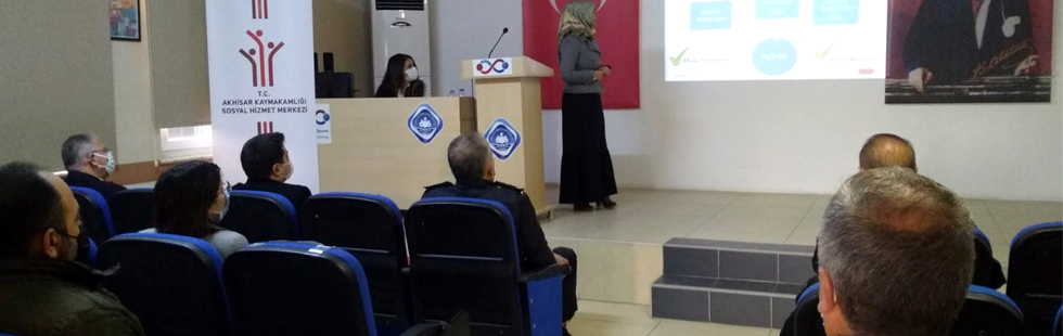 25 Kasım Kadına Şiddet Günü bilgilendirme toplantısı yapıldı