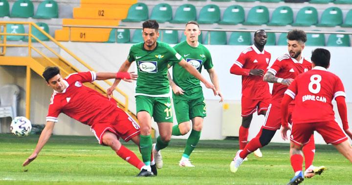 Ankaraspor ikinci galibiyetini Akhisar'dan aldı 0-1