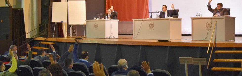 Akhisar Belediye Meclisi'nden esnafa tam destek