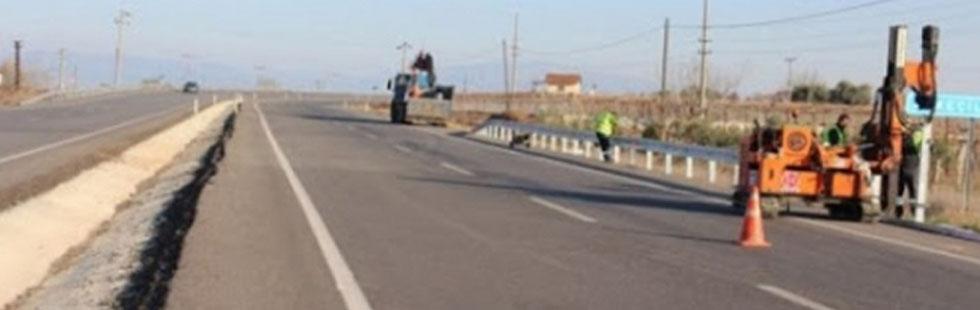 Valilik açıkladı: Akhisar-Zeytinliova yolu trafiğe kapatıldı