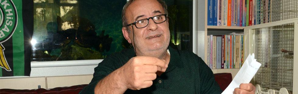 Eski as başkanı Ali Kuloğlu açıklamalarda bulundu