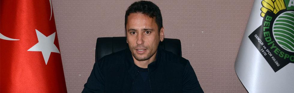 Akhisarspor'da Cem Kavçak istifa etti