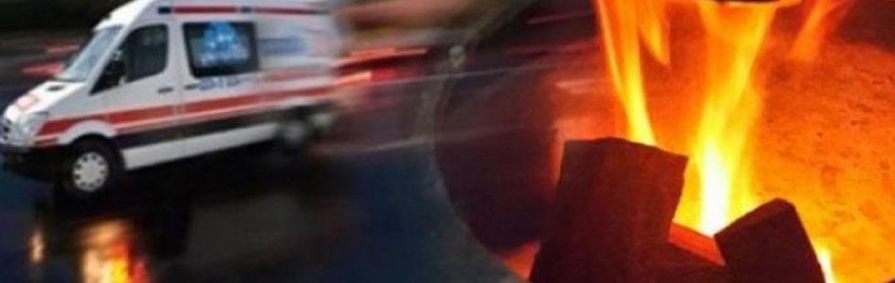 Akhisar'da soba zehirlenmesi: 1 ölü