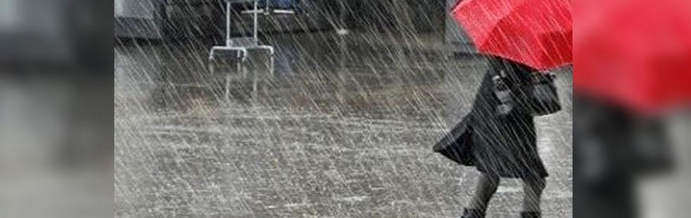 Haftasonu bol yağış