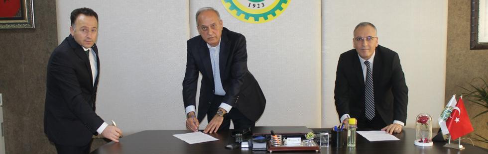ATSO ve Ziraat Bankası işbirliğiyle güvenli ticaret