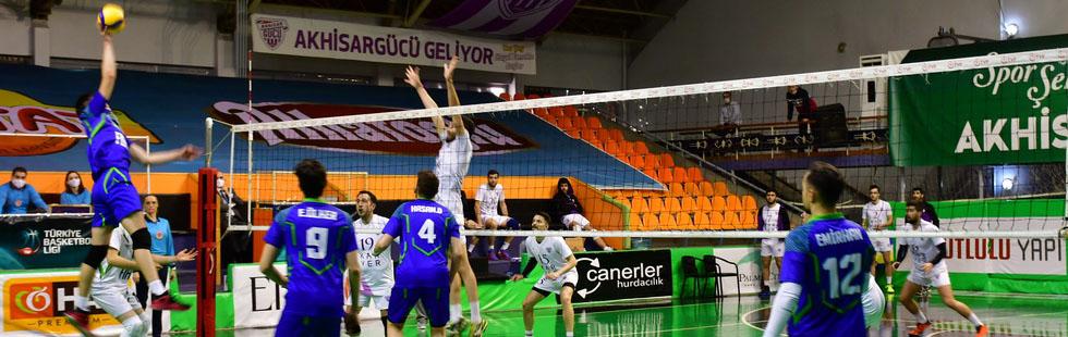 Akhisargücü evinde Tofaş'a 3-0 kaybetti
