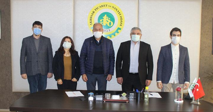 ATSO ve Akhisar Milli Eğitim Müdürlüğü protokol imzaladı