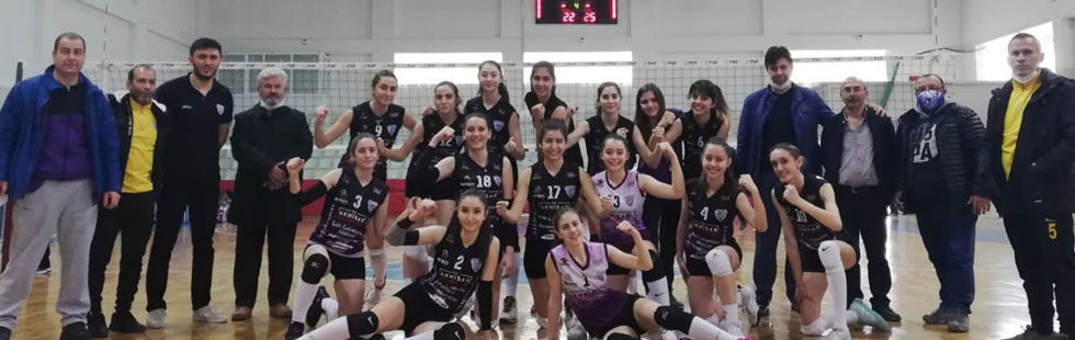Akhisargücü'nün Sultanları, Dostspor'u 3-1 yendi
