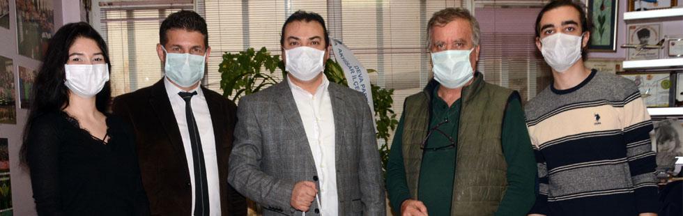 Özel Akhisar Hastanesi, Çalışan Gazeteciler günümüzü kutladı