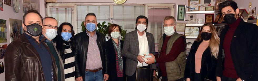 CHP, Gazeteciler Günümüzü kutladı