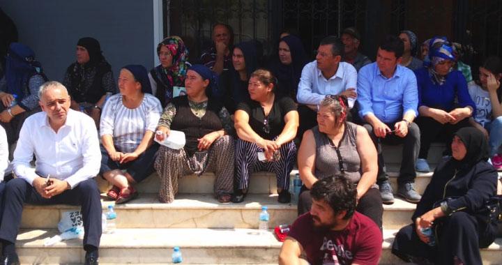 Bakırlıoğlu: Soma'da adalet başka bahara kaldı