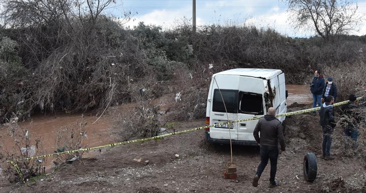 Çaya düşen araçtaki kayıp vatandaş bulundu
