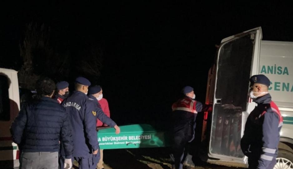 Ahmetli ilçesinde başından vurulmuş 4 erkek cesedi bulundu