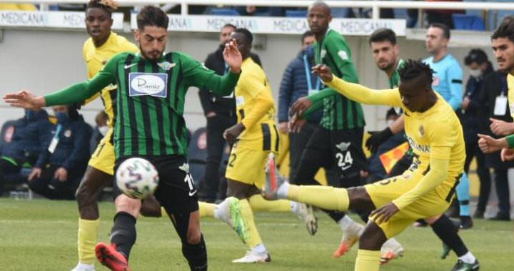 Menemenspor, Akhisarspor'u gole boğdu 6-2