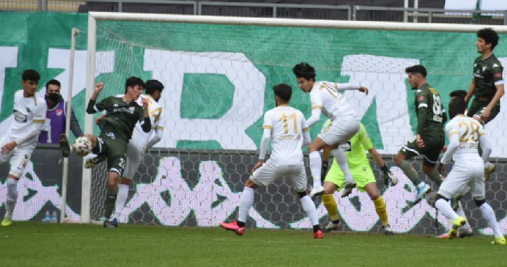 Akhisar, Bursa'da kaçamadı 3-2