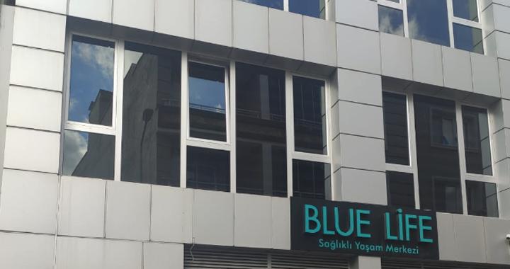 Blue Life sağlıklı yaşam merkezi hizmete açıldı