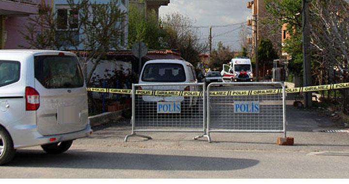 Kayalıoğlu Mahallesinde bir sokak karantina altına alındı