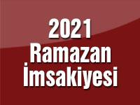 2021 Ramazan İmsakiyesi